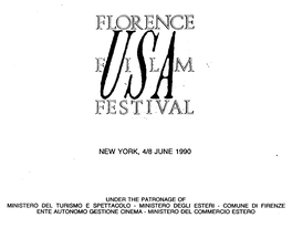 New York Florence FF  1990