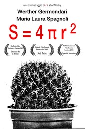 Poster S=4πr2